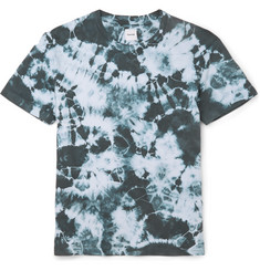 Fanmail Slim-Fit Tie-Dyed Organic Cotton  T-Shirt