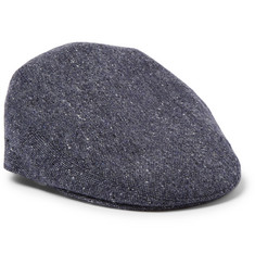 Lock & Co Hatters - Donegal Wool-Tweed Flat Cap