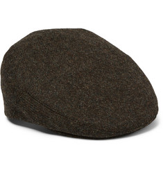 Lock & Co Hatters Wool Flat Cap