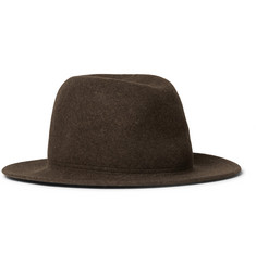 Lock & Co Hatters Foldable Wool Hat