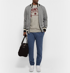 Todd Snyder + Champion Slim-Fit Loopback Cotton-Blend Jersey Sweatpants