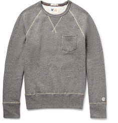 Todd Snyder + Champion Cotton-Blend Jersey Sweatshirt