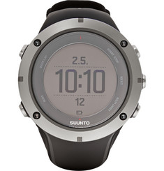 Suunto Ambit 3Peak Steel Sports Watch