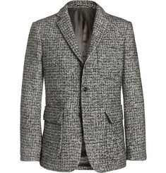Wooster + Lardini Prince of Wales Checked Jacket