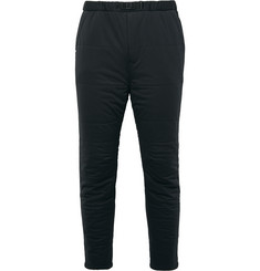 Snow Peak - Slim-Fit Insulated Stretch-Jersey Trousers