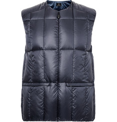 Snow Peak Middler Quilted Shell Down Gilet