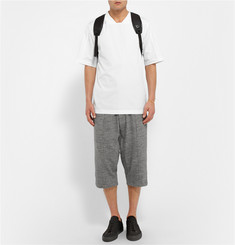 Public School Marl Cotton-Terry Shorts