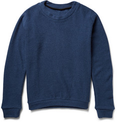 The Elder Statesman - Herring Cashmere Sweater