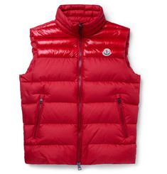 Moncler Dupres Quilted Shell Down Gilet