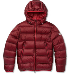 Moncler Chauvon Quilted Shell Down Jacket