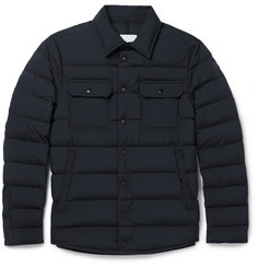 Moncler Gaudenier Quilted Shell Down Jacket