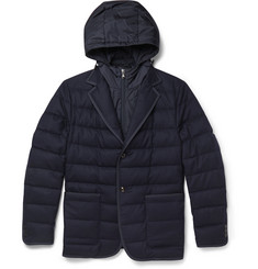 Moncler - Martinvelle Quilted Wool Down Jacket