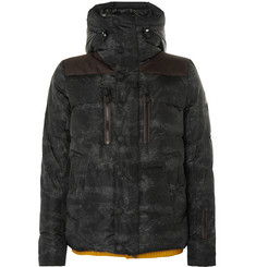 Moncler Grenoble Rodenberg Printed Shell Down Jacket