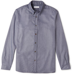 Several Zetland Cotton Shirt