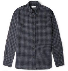 Several Braygate Slim-Fit Checked Cotton Shirt