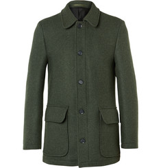 Several Lorne Slim-Fit Wool-Blend Coat