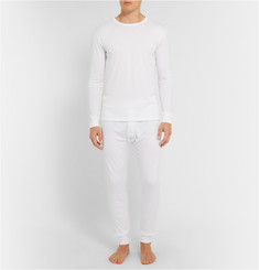 Sunspel Thermal Jersey Long Johns