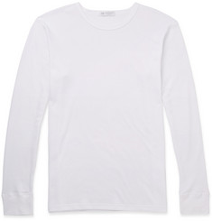 Sunspel Thermal Jersey T-Shirt