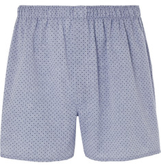 Sunspel Cotton Boxer Briefs
