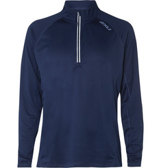 2XU Ignite Thermal Jersey Half-Zip Base Layer Top