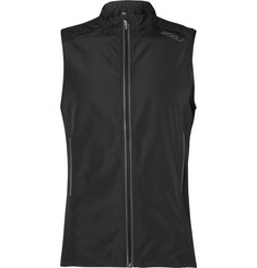 2XU Hyoptik VAPOR+ Stretch-Shell Running Gilet