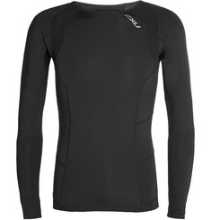 2XU - Long-Sleeved Compression T-Shirt