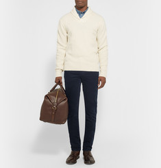 Michael Kors Slim-Fit Cotton-Corduroy Trousers