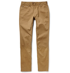 Michael Kors Slim-Fit Stretch-Cotton Chinos