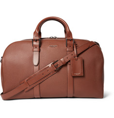 Michael Kors - Pebble-Grain Leather Holdall