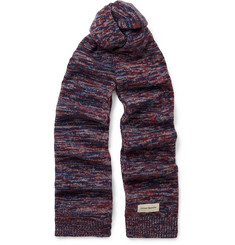 Oliver Spencer Elgin Mélange Wool Scarf
