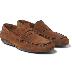 Harrys of London Basel Suede Loafers