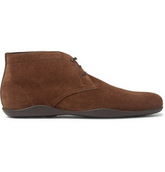 Harrys of London Dwain Suede Desert Boots