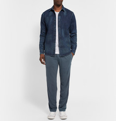 James Perse Loopback Cotton-Jersey Sweatpants