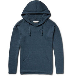 Outerknown Atlantic Organic Cotton and Cashmere-Blend Hoodie