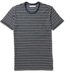 Outerknown Sunday Striped Hemp and Organic Cotton-Blend T-Shirt
