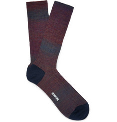 Missoni - Ombré Wool-Blend Socks