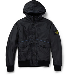 Stone Island Hooded Shell Jacket
