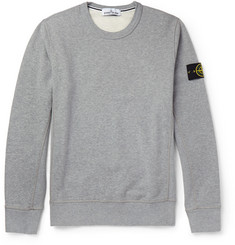 Stone Island Cotton Sweatshirt