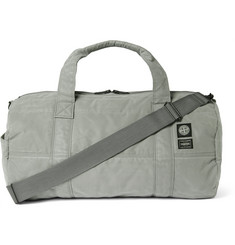 Stone Island + Porter Coated Cotton Holdall