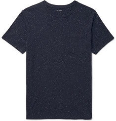 Club Monaco Donegal Slub Cotton and Modal-Blend Jersey T-Shirt