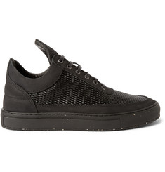 Filling Pieces Silva Mesh and Nubuck Sneakers