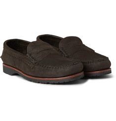 Quoddy - Nubuck Penny Loafers