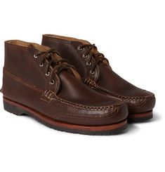 Quoddy - Leather Chukka Boots
