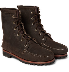 Quoddy - Grizzly Chamois Nubuck Boots