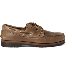 Quoddy - Leather Boat Shoes