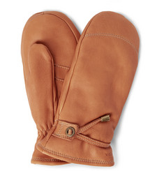 Hestra Leather Mittens