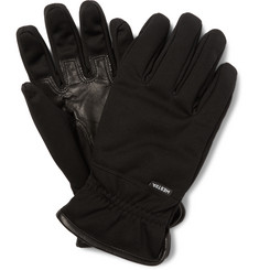 Hestra Windstopper© Leather-Trimmed Shell Gloves