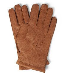 Hestra - Cashmere-Lined Leather Gloves