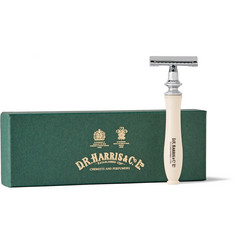 D R Harris Three-Piece Safety Razor
