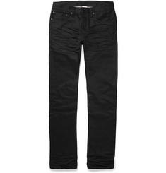 Fabric-Brand & Co Zack Slim-Fit Selvedge Denim Jeans